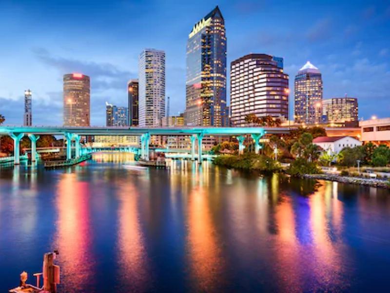 Tampa, FL.