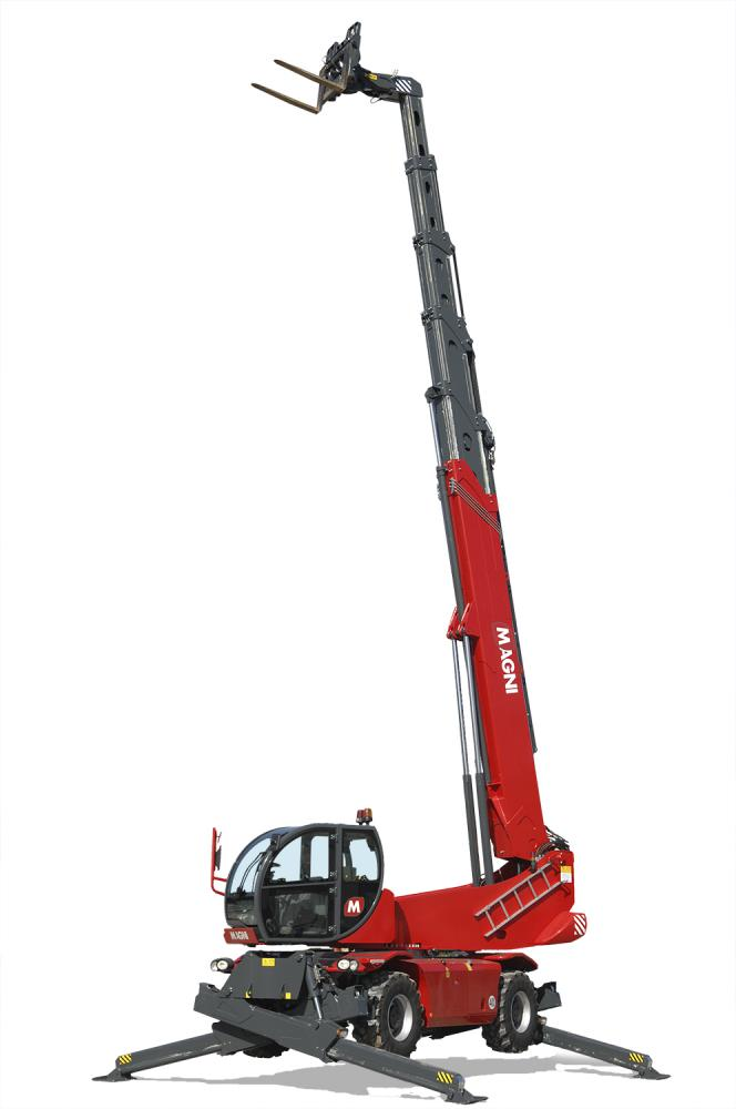 110ft Magni Telehandler | New York City, NY