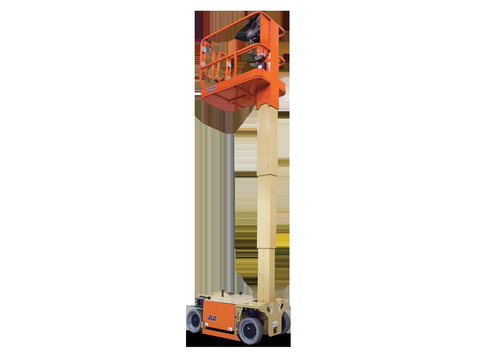 12 Ft Single Man-lift | Electric | New York City, NY
