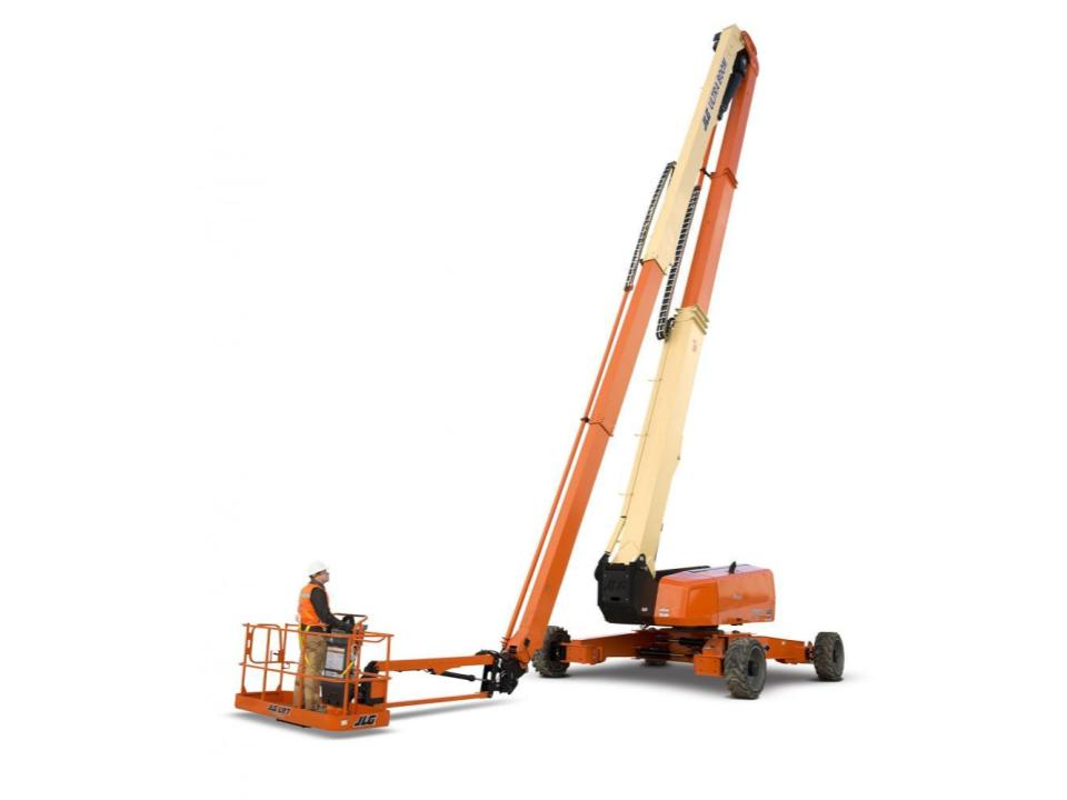 150 ft Articulating Boom lift