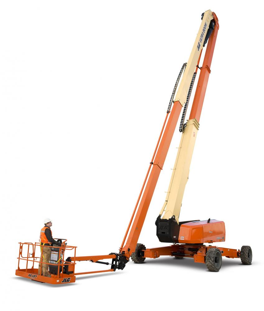 150t Articulating Boom lift | New York City, NY