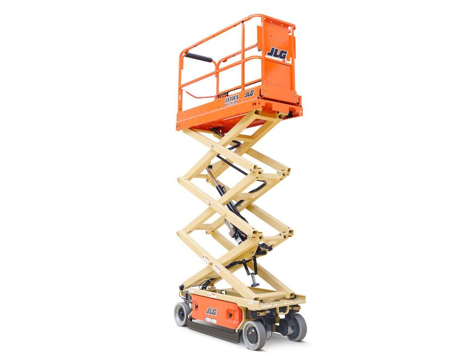 19 Ft Scissor Lift | Electric | San Francisco, CA