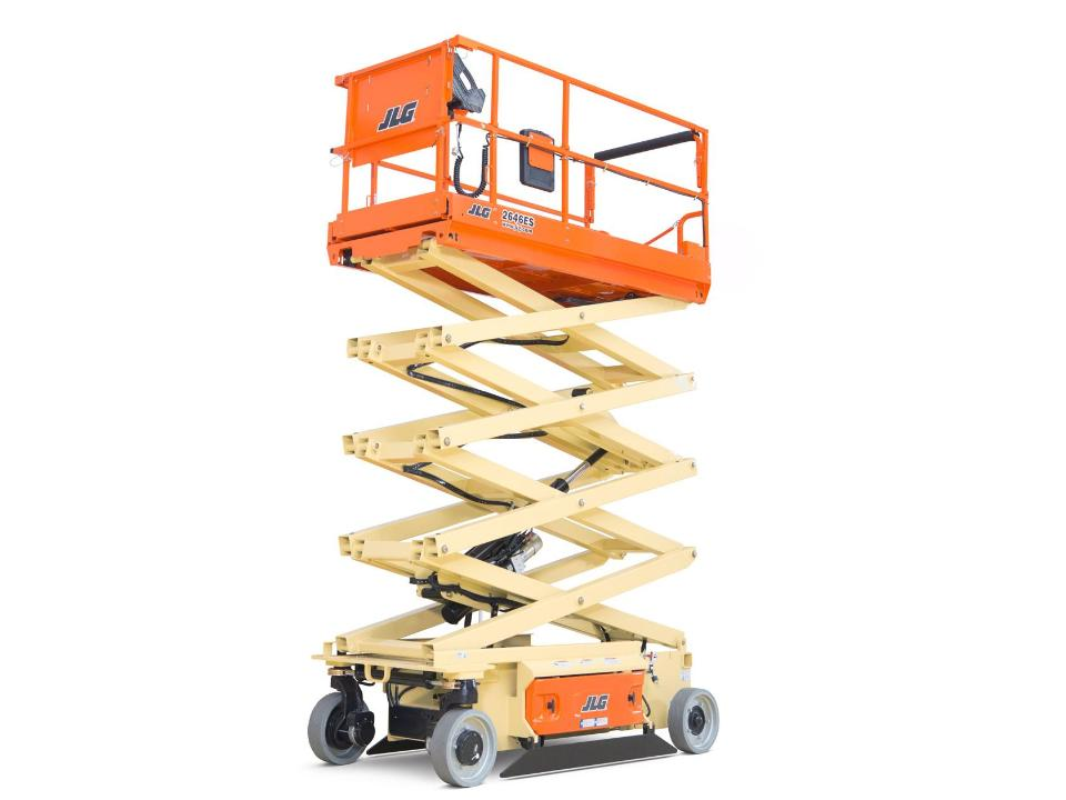 26 Ft Electric Scissor Lift | Wide | Los Angeles, CA