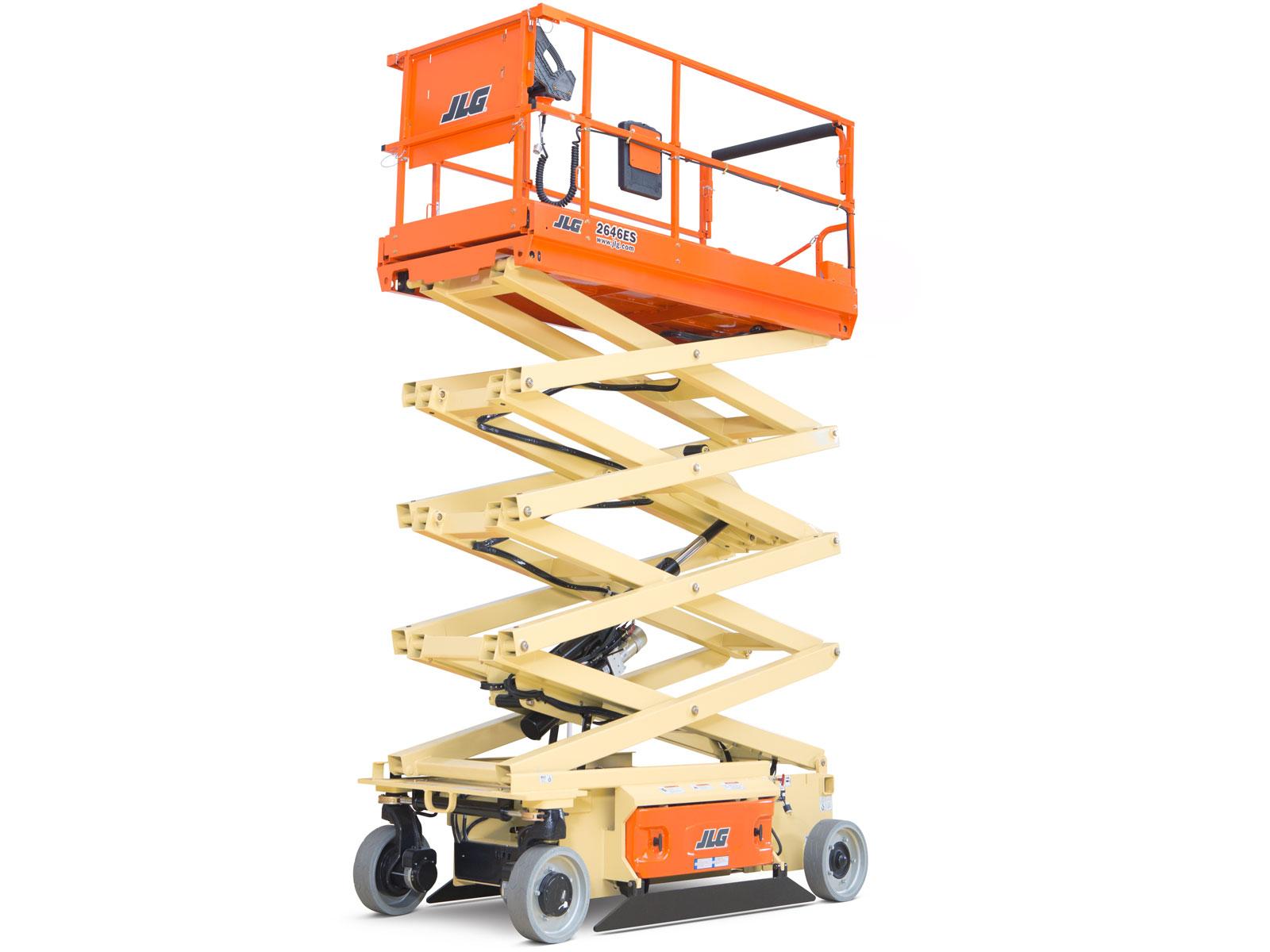 26 ft scissor lift