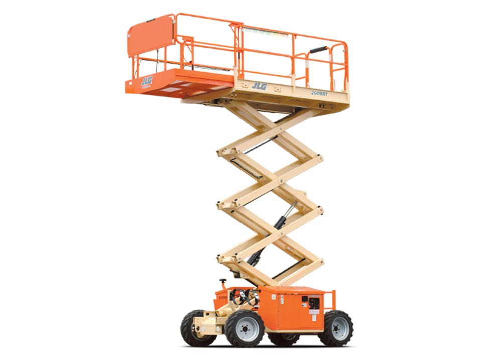 26 Ft Scissor Lift | Rough Terrain  | Miami
