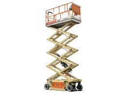 40 ft Electric Scissor Lift | Wide