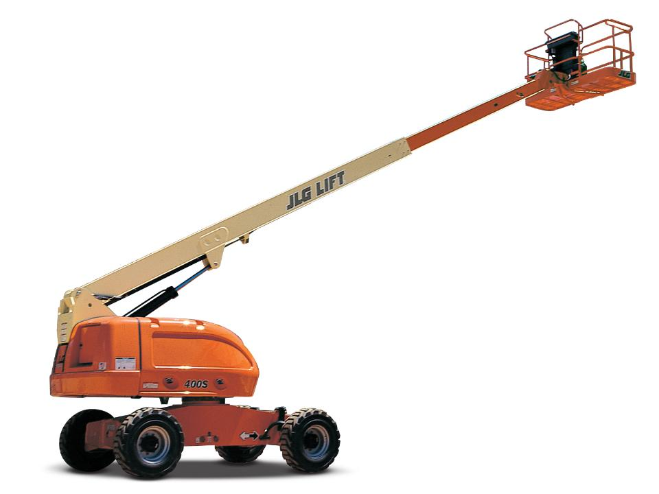 45 Ft Telescopic Boom Lift