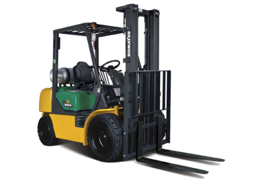 5000 lb Warehouse Forklift