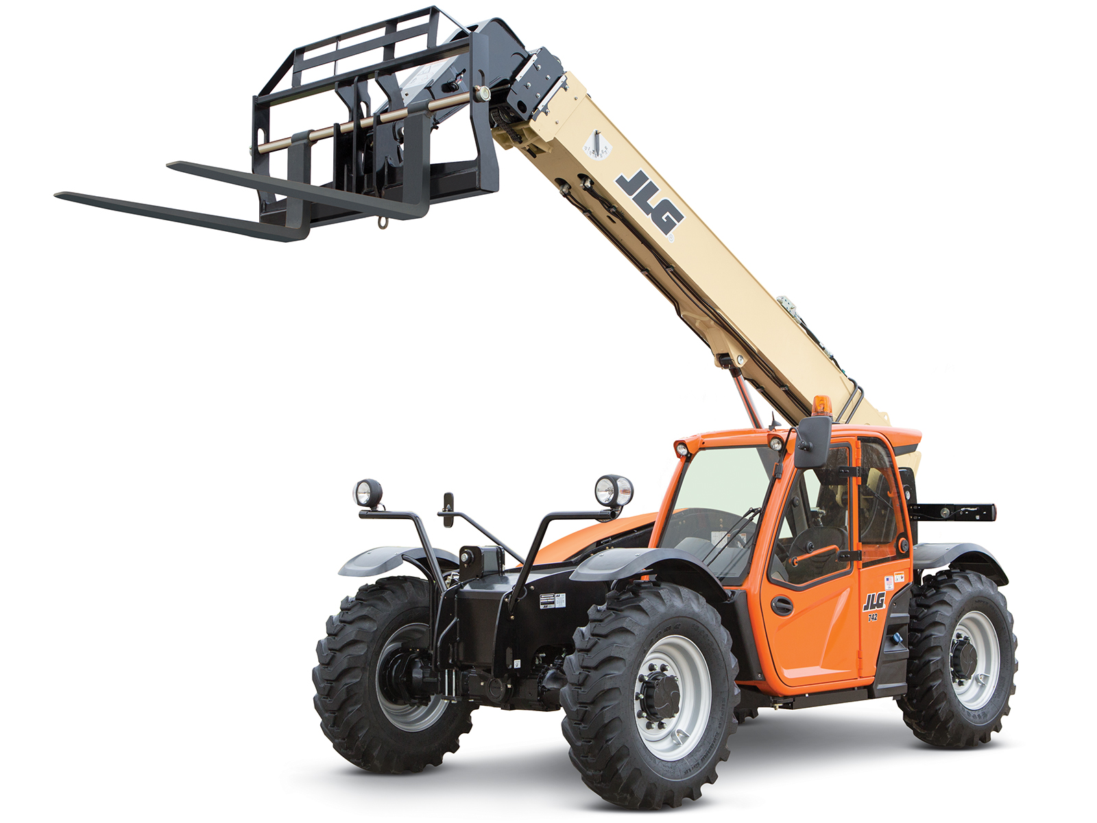 19 ft Forklift Telehandler 5,000 lb