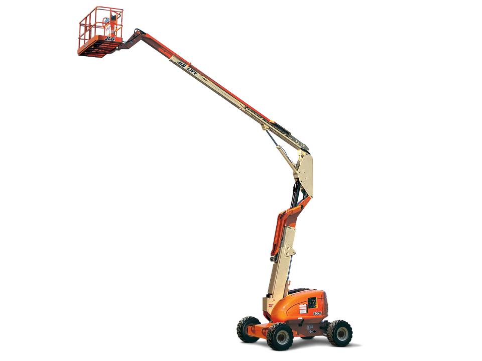 60 ft Articulating Boom Lift | New York City, NY