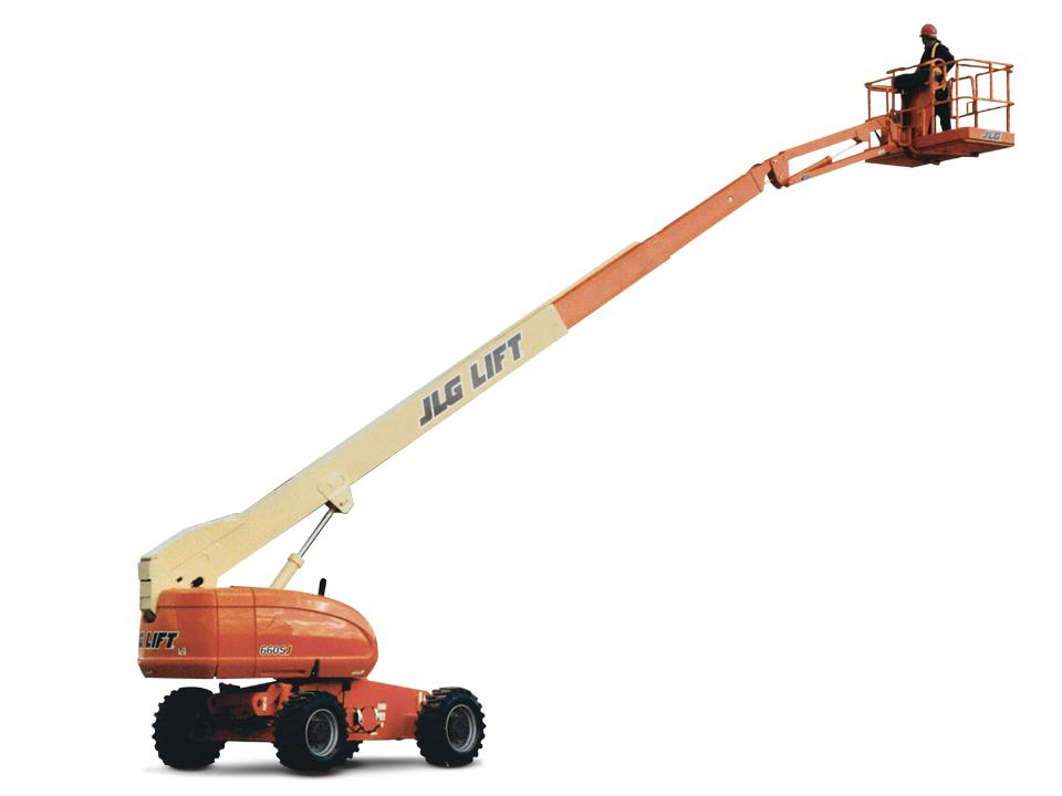 60 Ft Telescopic Boom Lift | San Francisco, CA
