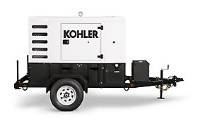 60Kw Portable Generator