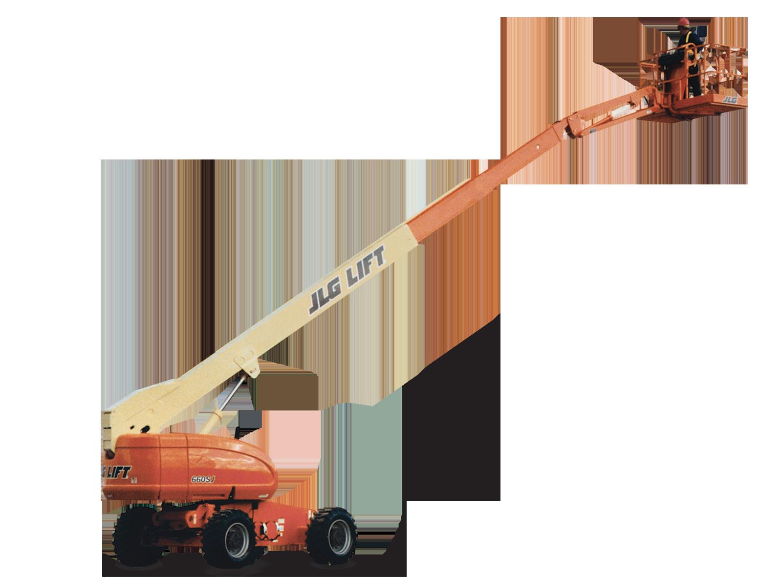 65Ft Telescopic Boom lift