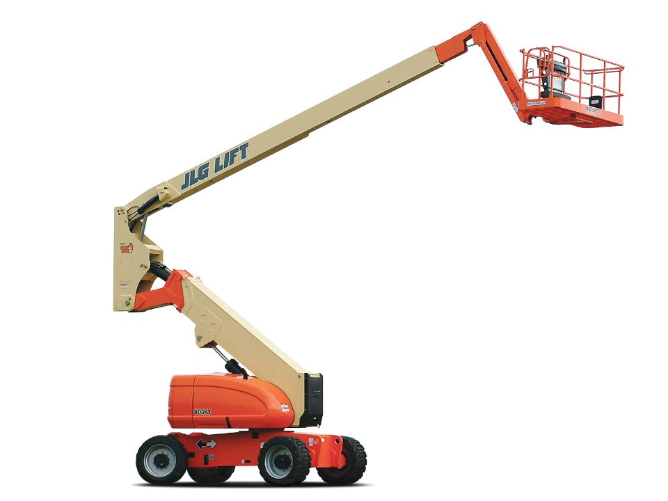 80 ft Articulating Boom Lift