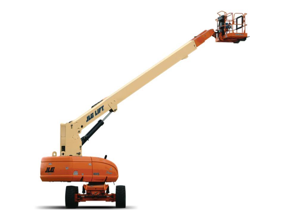 80ft Telescopic Boom lift