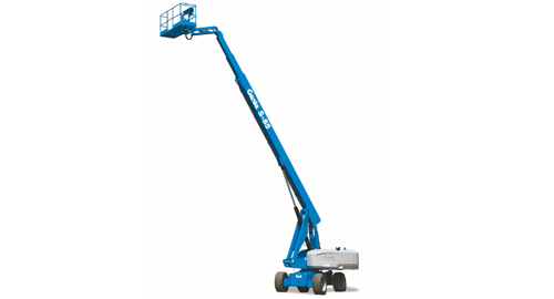 86 ft telescopic boom for rent
