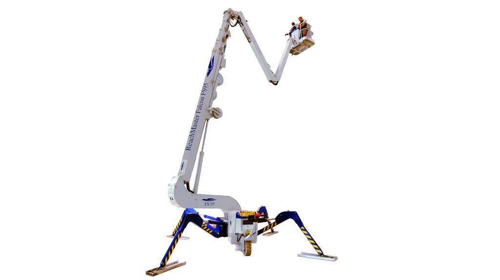 95Ft Crawler Atrium Lift