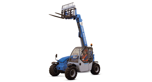 Forklift Telehandler 5,500 lb | New York City, NY