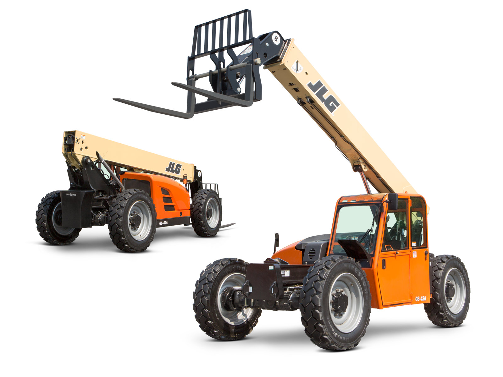 Forklift Telehandler 6,000 lb | Miami