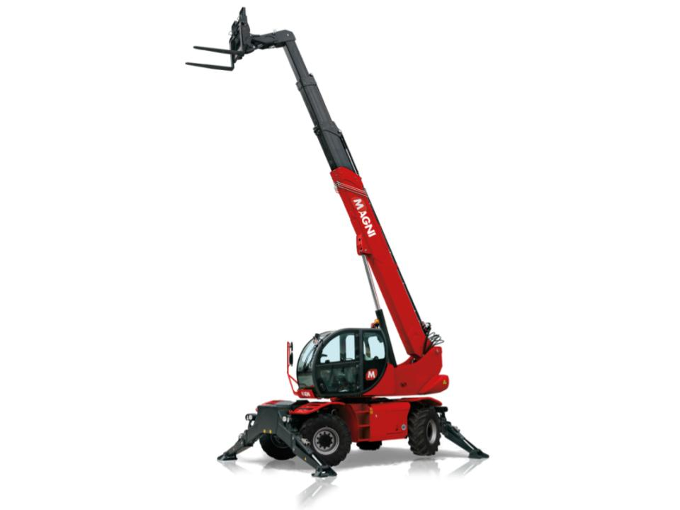Magni Rotating Telehandler RTH 7.26 - 72 ft reach