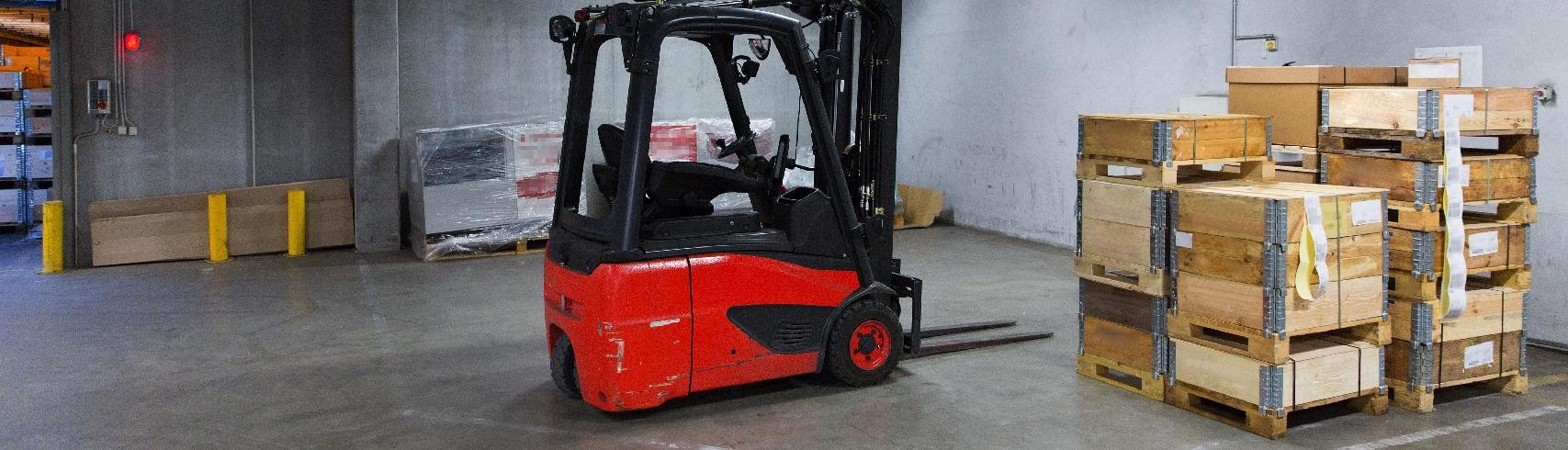 Forklift Rental San Francisco CA
